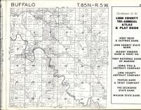 Buffalo T85N-R5W, Linn County 1963